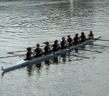 Rowing vm front